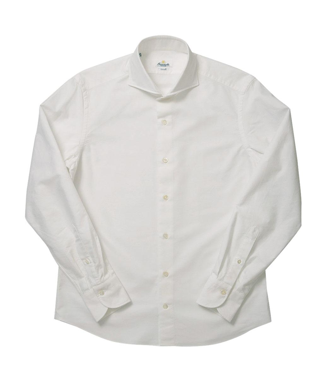 シャツ 25,300円(税込)/GIANNETTO(ジェンテディマーレ)