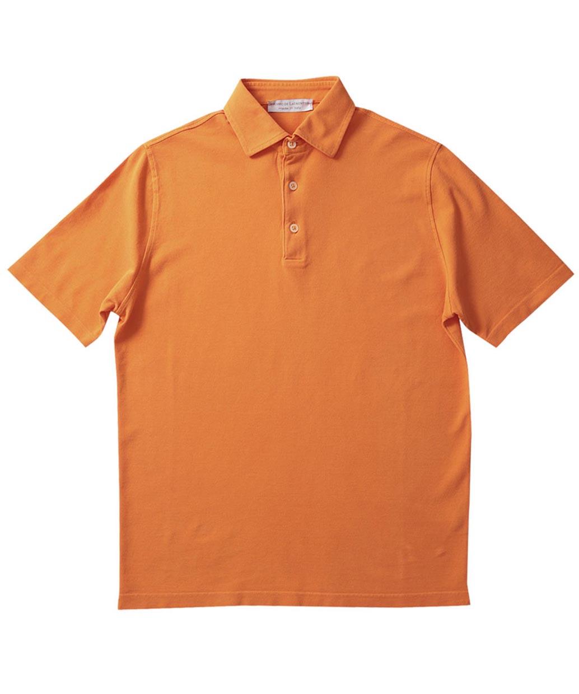 ニットポロシャツ 18,700円(税込)/FILIPPO DE LAURENTIIS(ジェンテディマーレ)