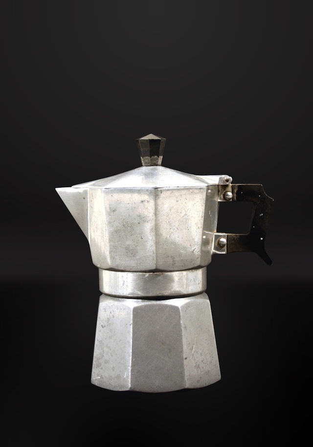 創業2代目であるレナート・ビアレッティの時代に作られたモデル。1950年代。