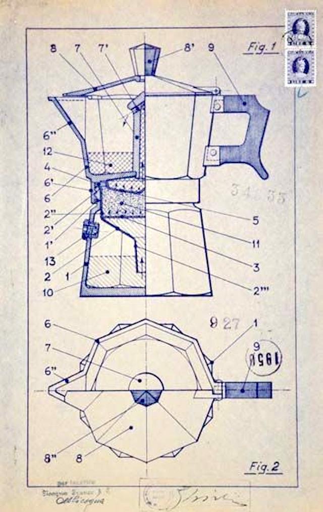 モカの特許申請図面。