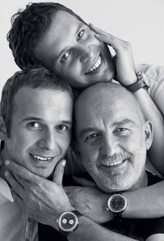 マッツォーリと二人の息子