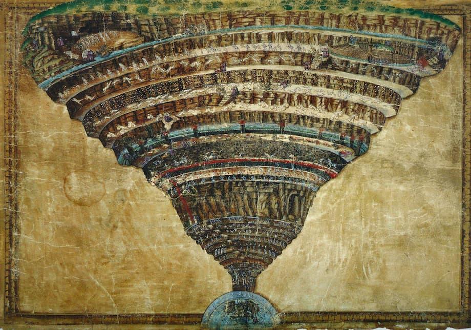 サンドロ・ボッティチェリ作  1480-90年