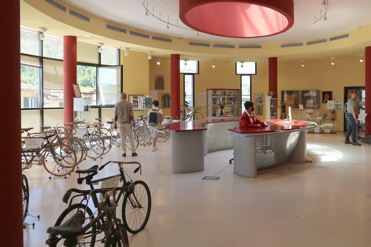 ジーノ・バルタリ自転車博物館