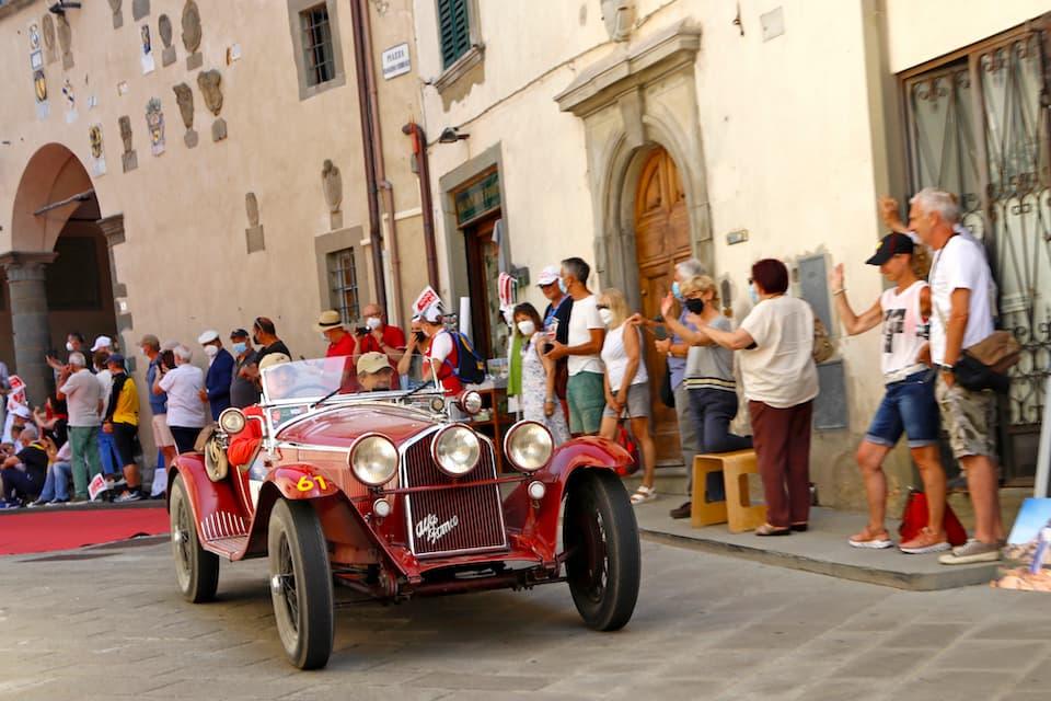 ミラノの名門カロッツェリア、ザガートによるアルファ ロメオ6C 1750 グランスポルト(1931年)