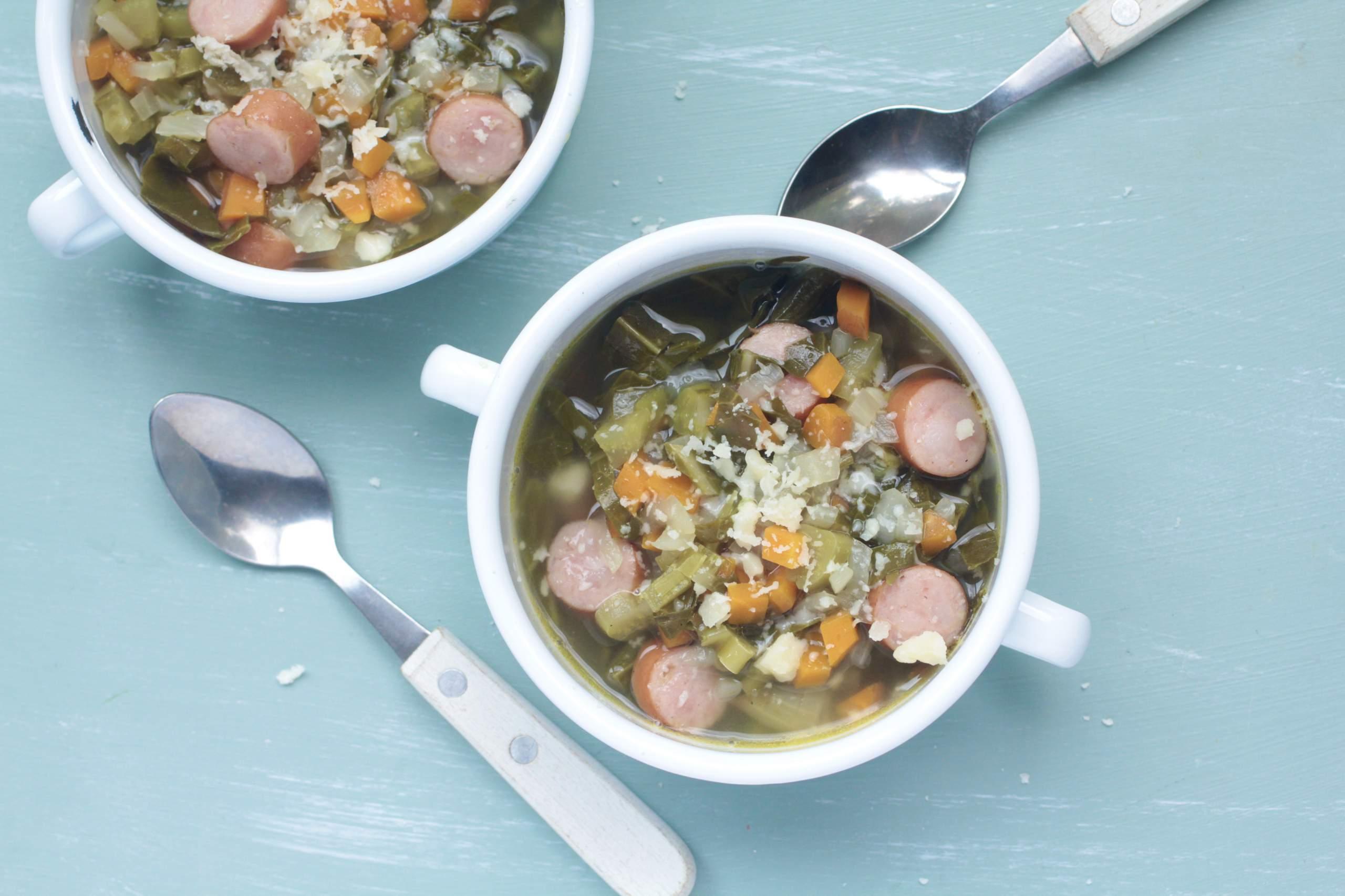 ウェディングスープ