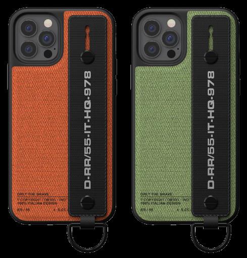 HANDSTRAP CASE UTILITY TWILL (ハンドストラップ付きiPhoneケース)