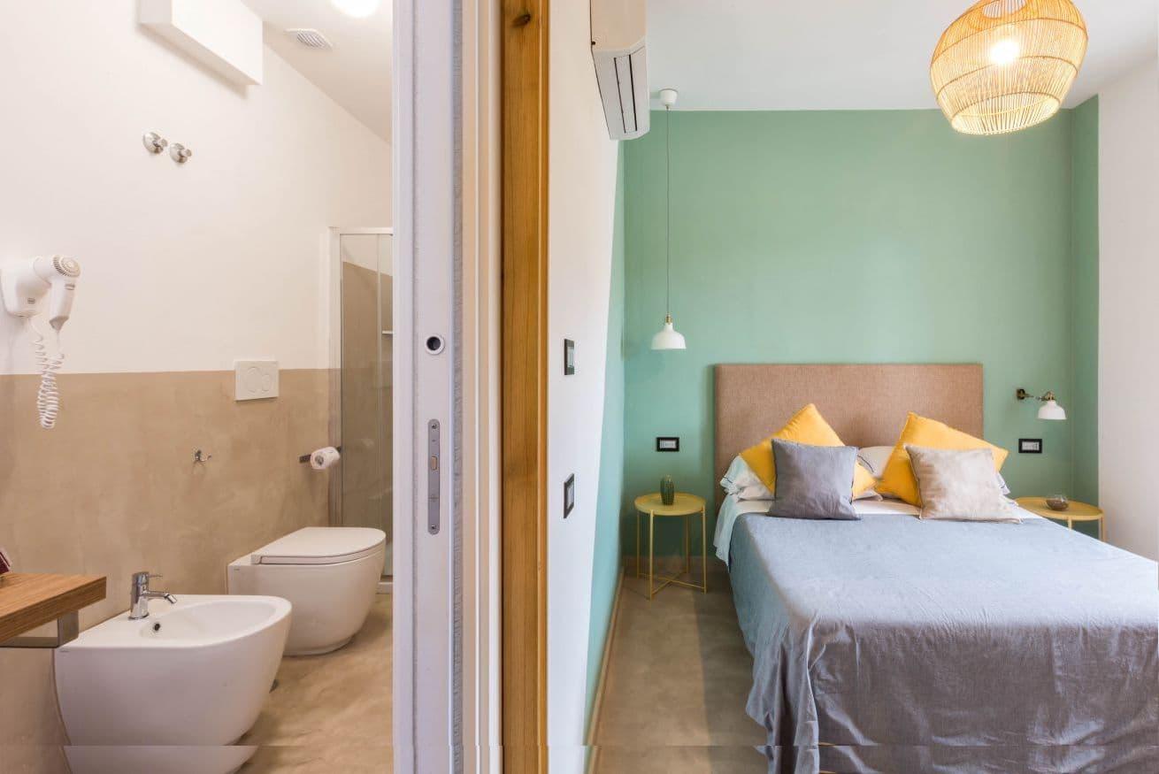 Mediterranean Suites – The Flat(https://sorrentovibes.kross.travel/mediterranean-suites-flat)(提供: SorrentoVibes(https://www.sorrentovibes.com))