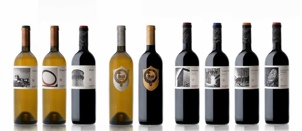 モンテロソラのワイン(写真提供 ArtHouse PR)