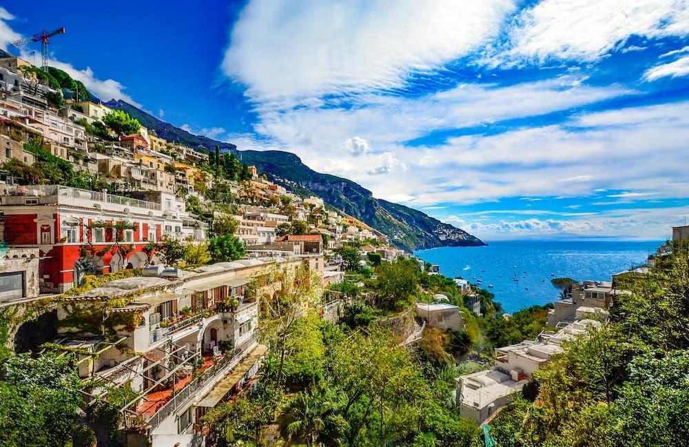 イタリア・アマルフィ海岸の写真