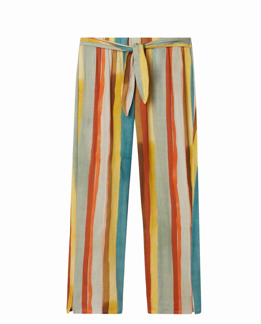 Color Stripes ウルトラフレッシュ スーピマコットン® パンツ 6,990円(税込)/Intimissimi(インティミッシミ)