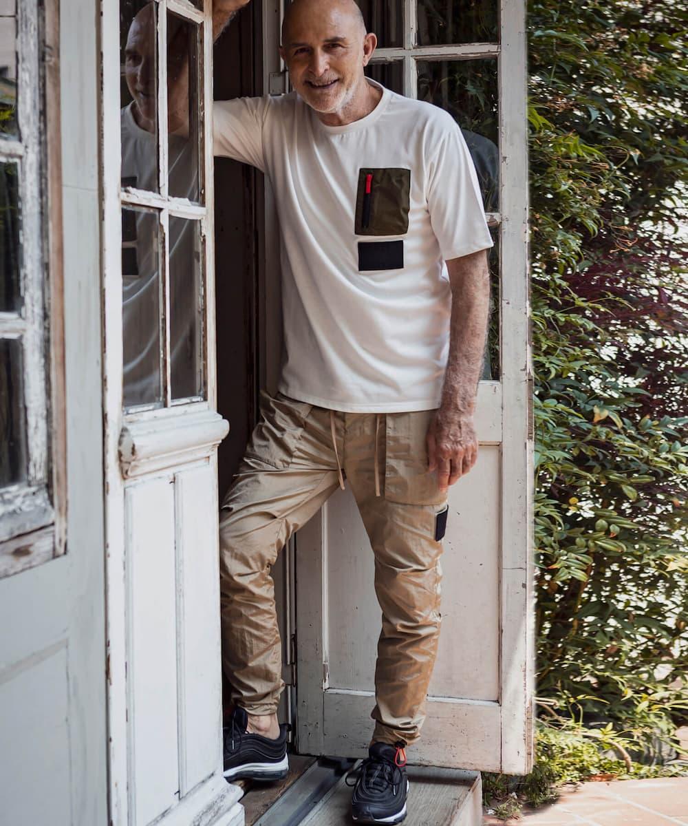ポケットTシャツ 5,500円(税込)/Kappa(カッパ)
