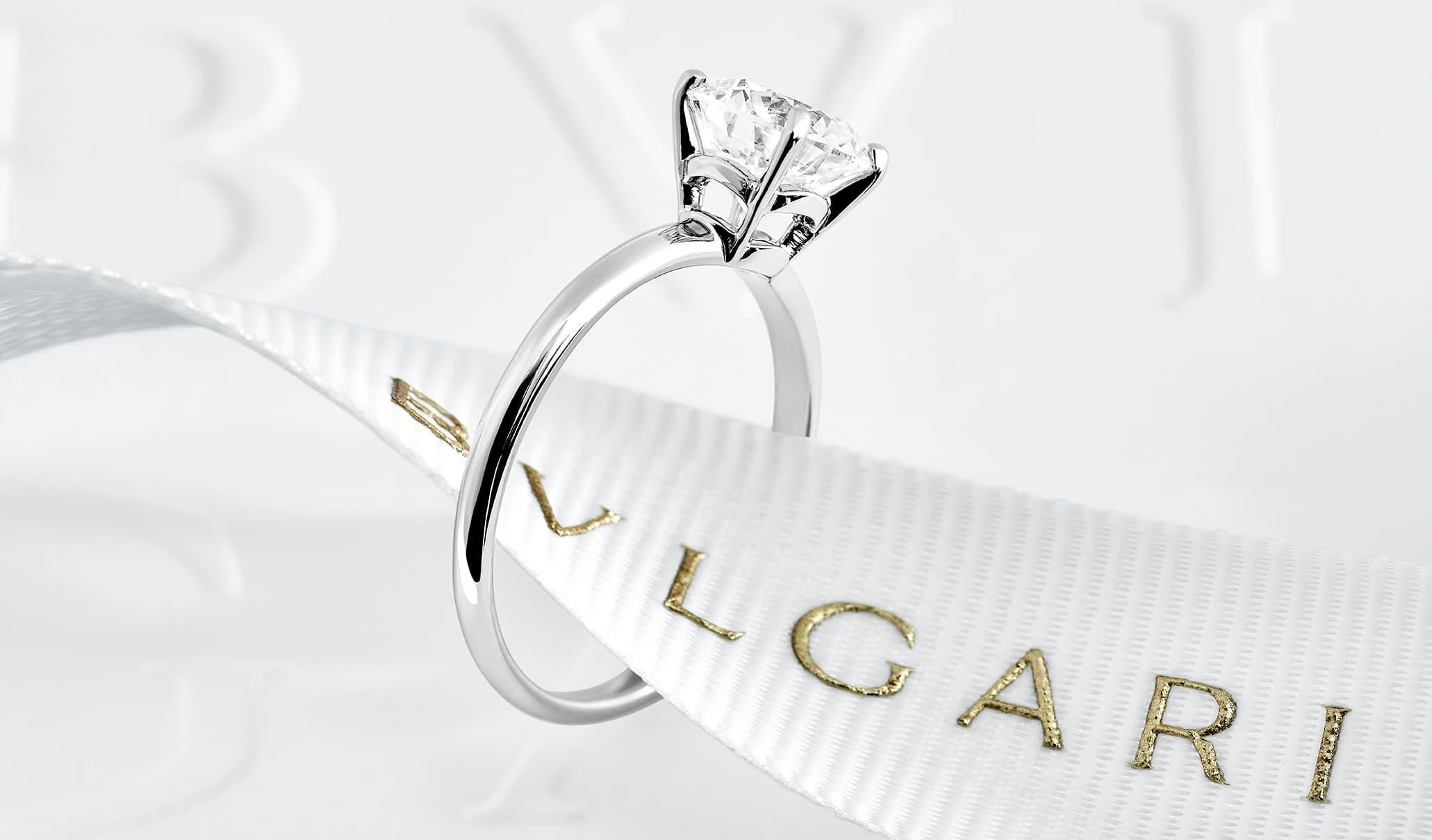 ブルガリリング指輪