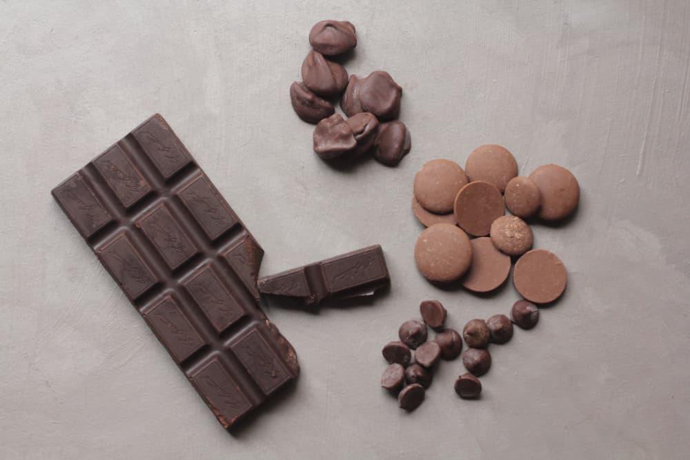 ダブルチョコレートのジェラート