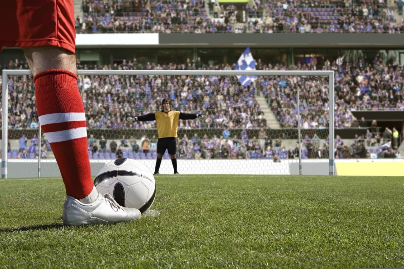 サッカーのイメージ
