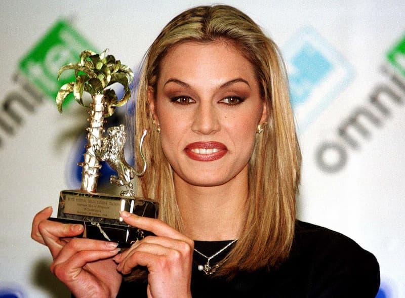 サンレモ音楽祭1998でW優勝したアンナリーザ