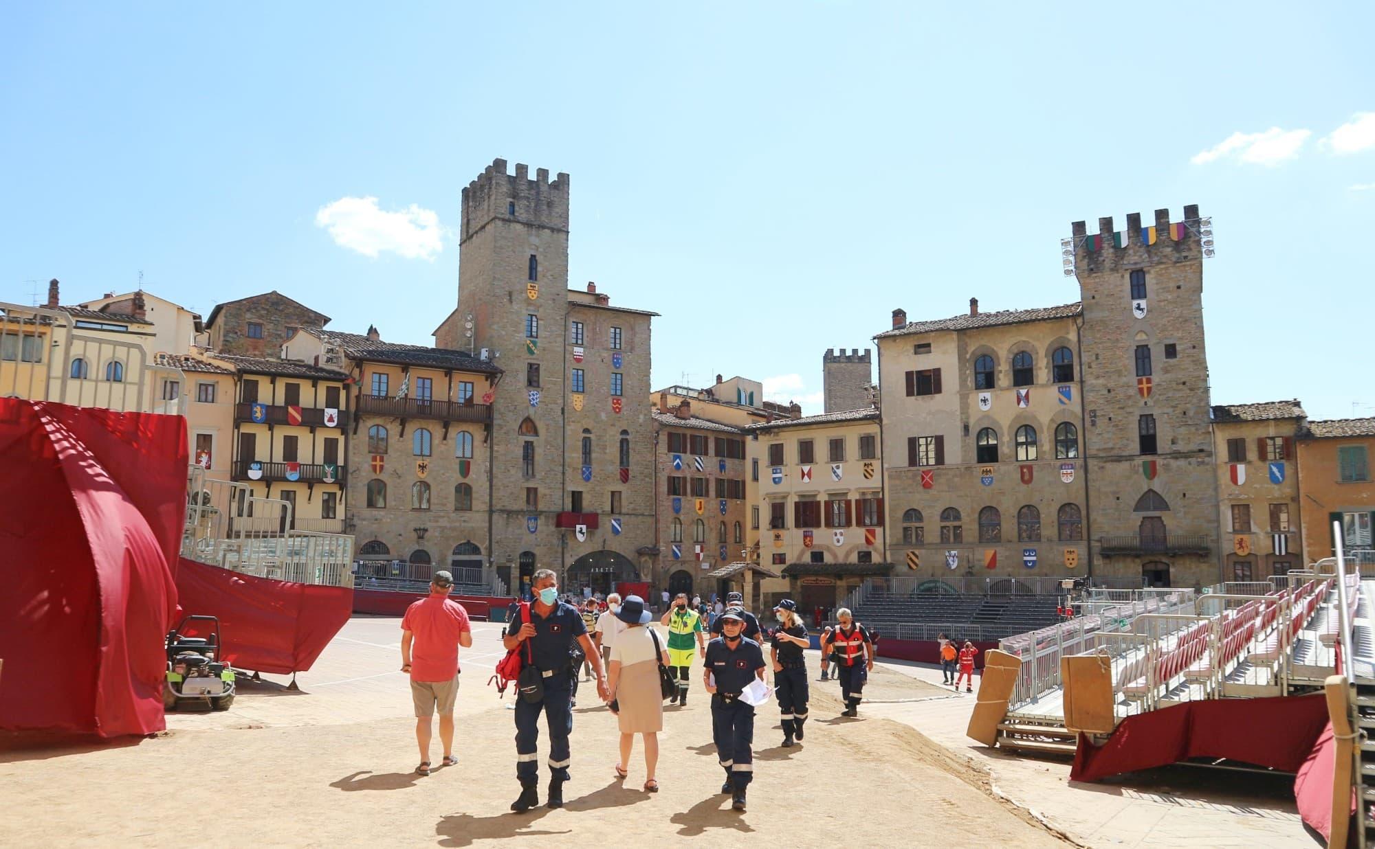 二度目のイタリア、次に行くならこんな場所Vol.8世界一に選ばれた最新セレクトショップから欧州最大級の骨董市まで楽しめる「アレッツォ」