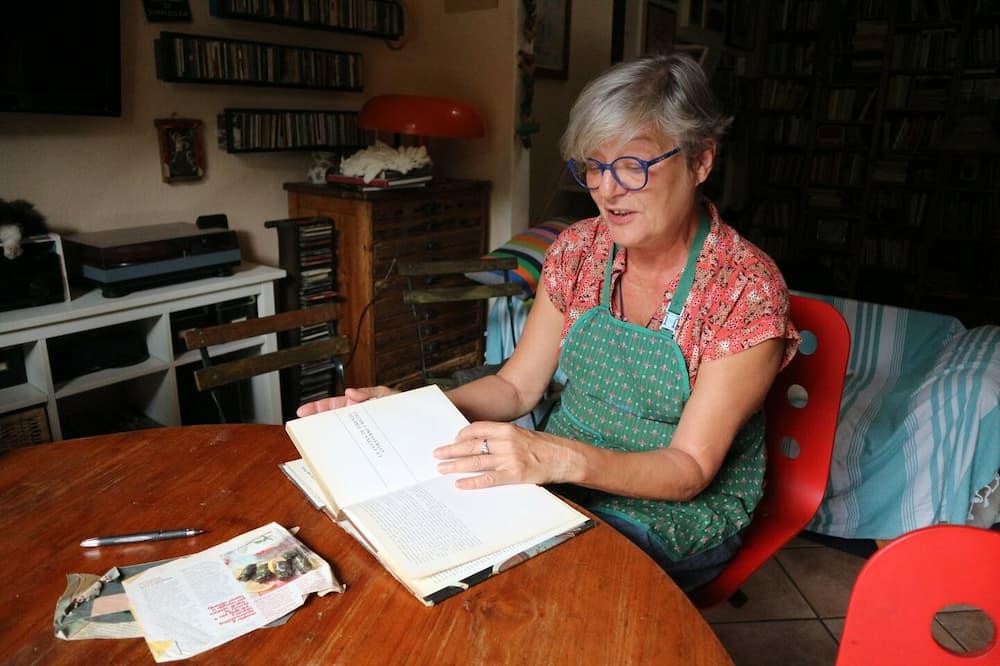 生粋のフィレンツェ市民で、料理が大好きというマンマ、ベアトリーチェ・セッラ
