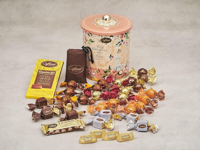 """チョコ好き必見!イタリア発のチョコレートブランド「Caffarel(カファレル)」から""""2つのはじめて""""が詰まったチョコレート缶発売"""