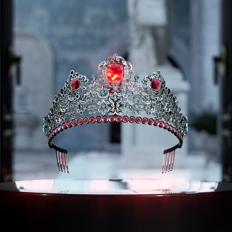 The Impossible Tiara