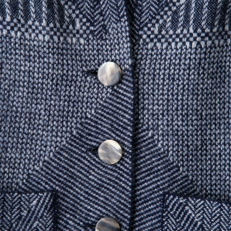 ニットジャケット 385,000円(税込)/Giorgio Armani(ジョルジオ アルマーニ)